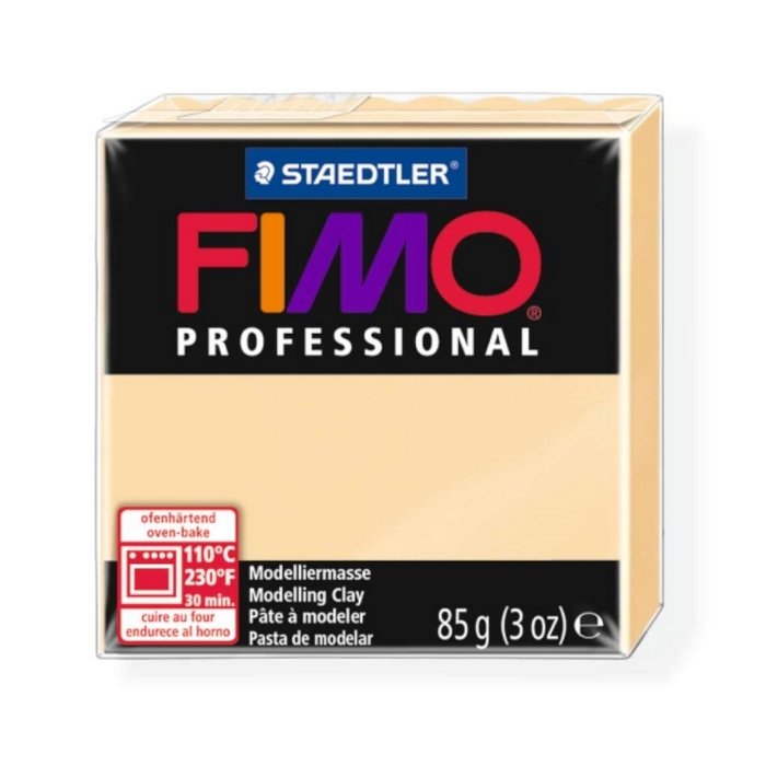Fimo Professional 85g champagne