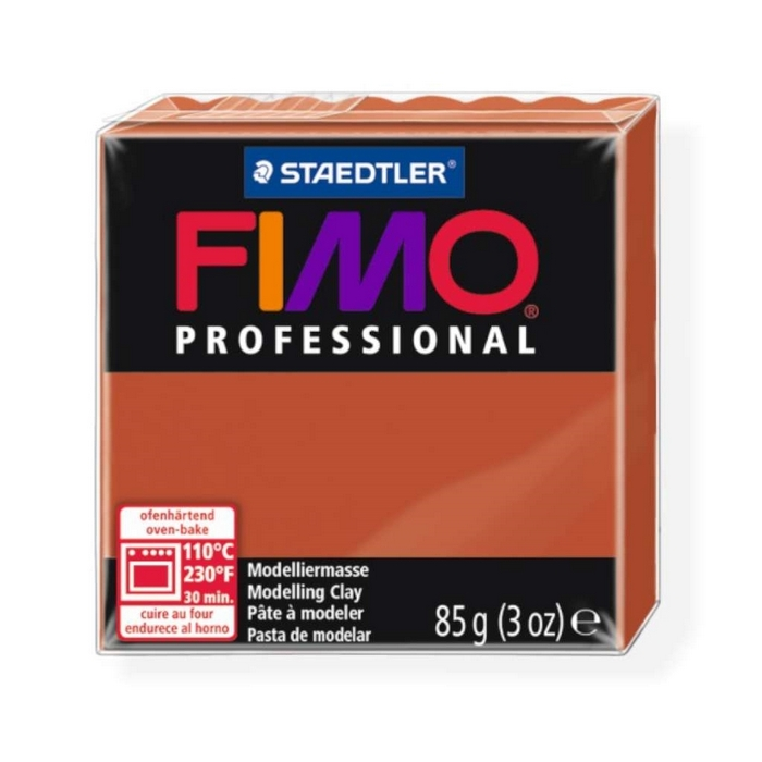 Fimo Professional 85g terracotta