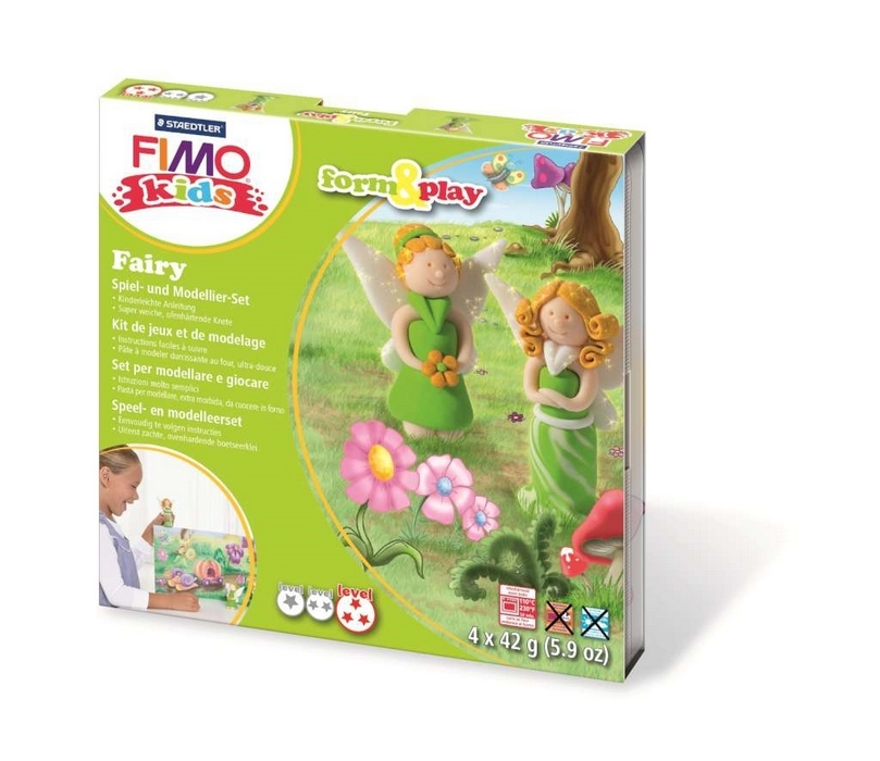 "Fimo kids Form&Play """"Fee"""""