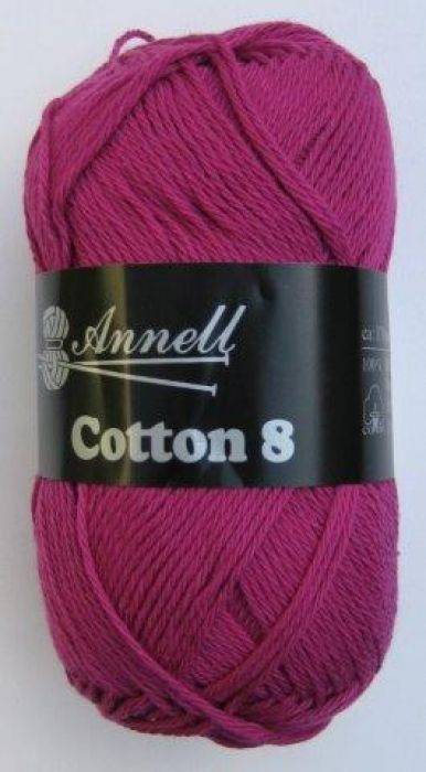 Annell Cotton 8 cyclaam 80