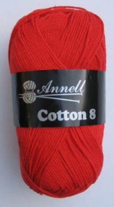 Annell Cotton 8 rood 12