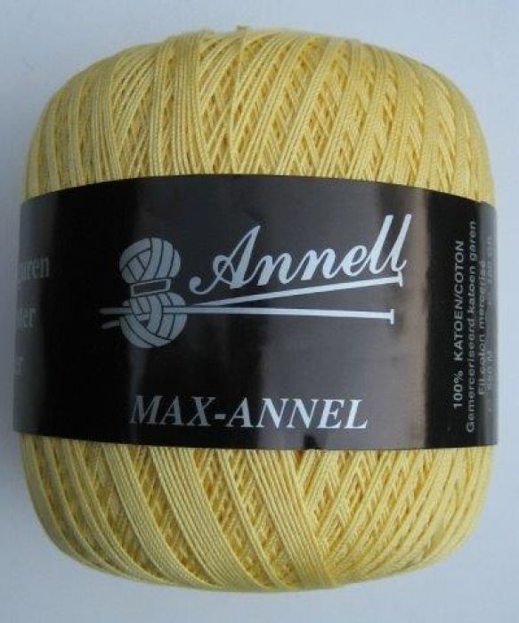 Annell Max-Annel 3414 geel