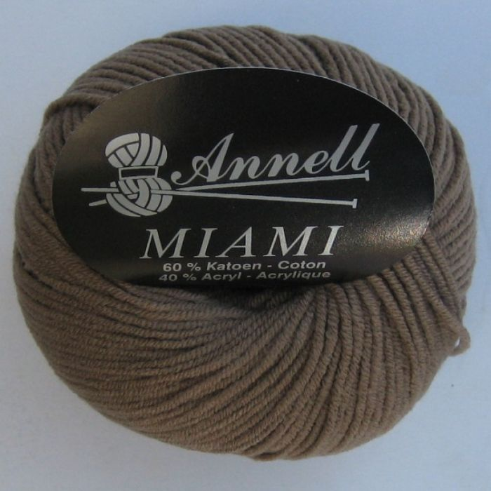 Annell Miami 8929 taupe
