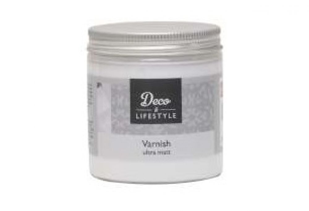 Deco & Lifestyle Vernis ultra mat 230 ml