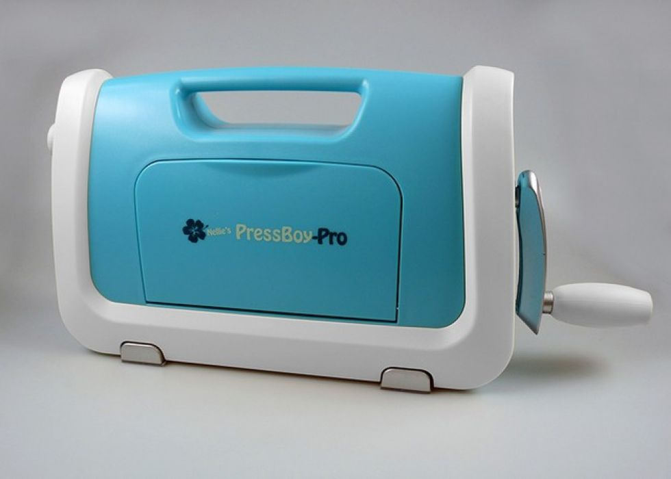 Nellie`s Choice PressBoy Pro A5 Stansmachine