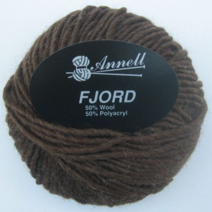 Annell Fjord plus 0801 bruin