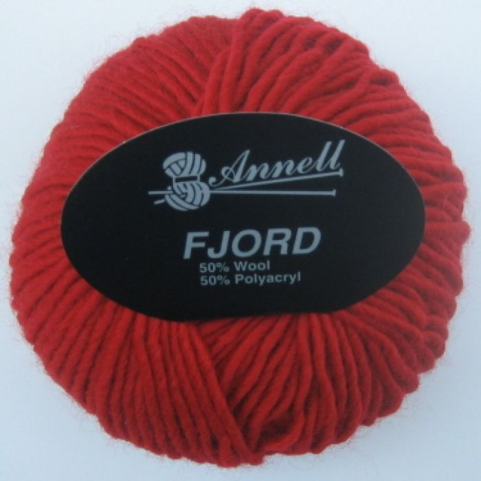 Annell Fjord plus 0812 rood