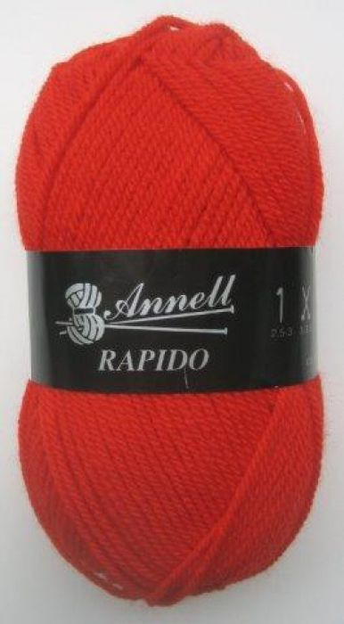 Annell Rapido 3212 felrood