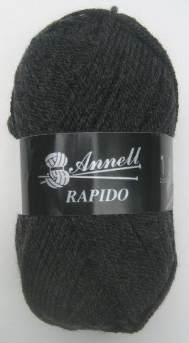 Annell Rapido 3358 antraciet