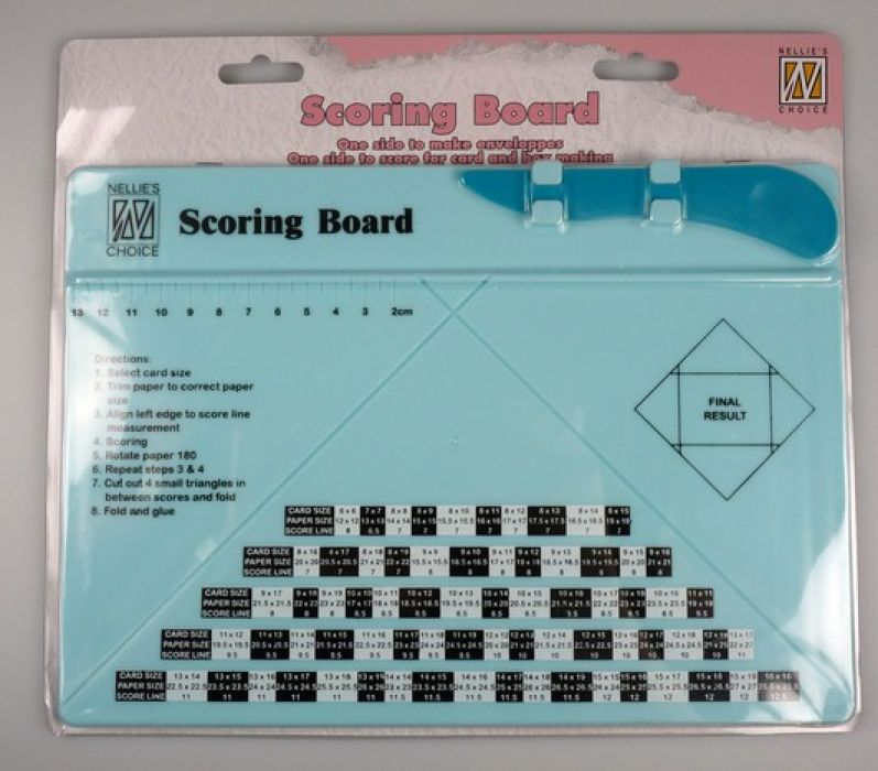 Nellie`s Choice Scoringboard A4