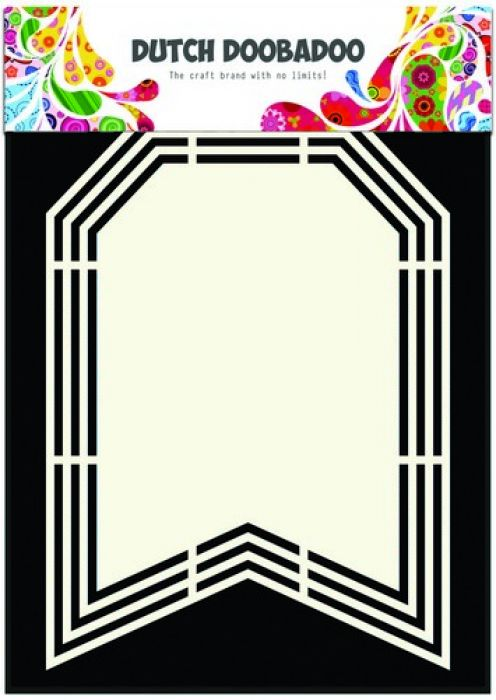 Dutch Doobadoo Dutch Shape Art frames vlag A5 470.713.139 (