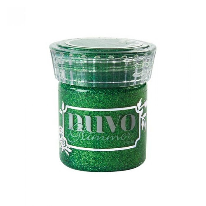 Nuvo glimmer paste - emerald green 955N