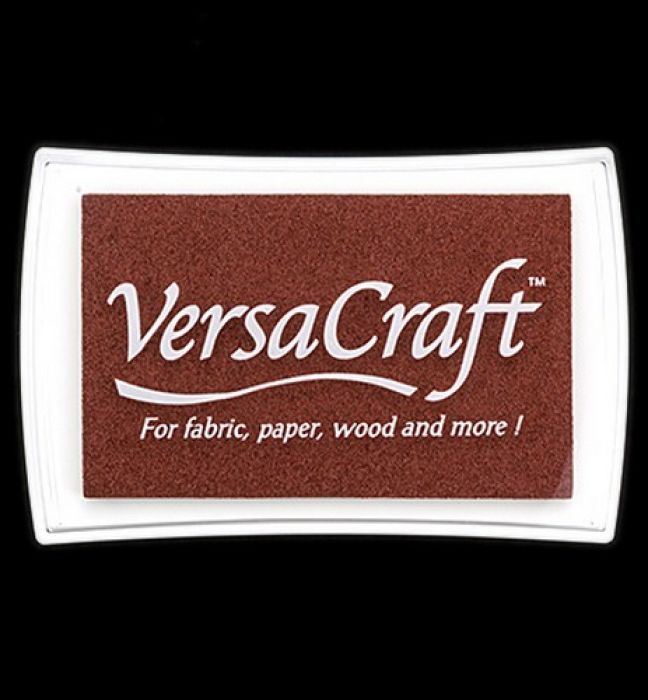 Versacraft ink pad Chocolate VK-000-154