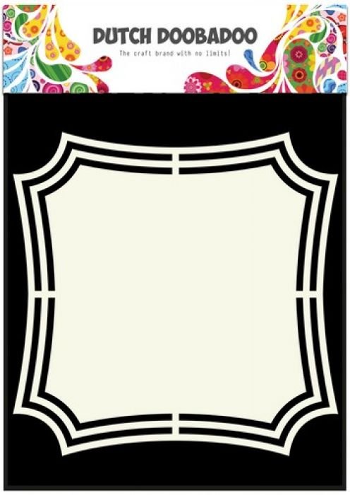 Dutch Doobadoo Dutch Shape Art frames 2 A5 470.713.143