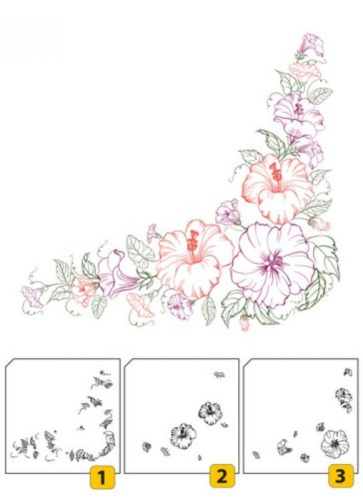 Image result for Nellie's Choice Layered clear stamps