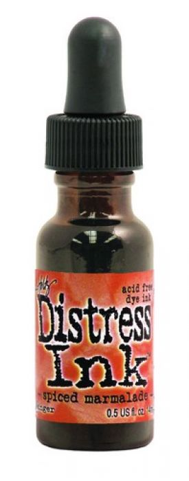 Ranger Distress Re- Inker 14 ml - spiced marmalade TIM21629 Tim Holtz