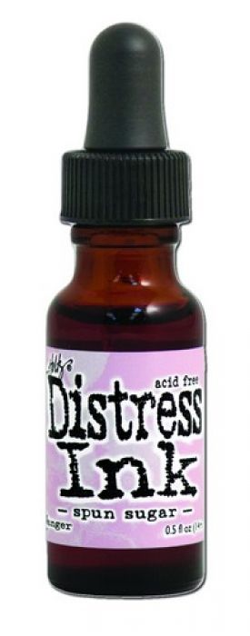 Ranger Distress Re- Inker 14 ml - spun sugar TIM27287 Tim Holtz
