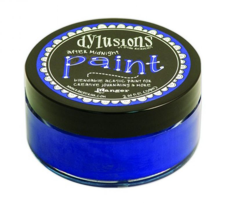 Ranger Dylusions Paint 59 ml - after midnight DYP50940