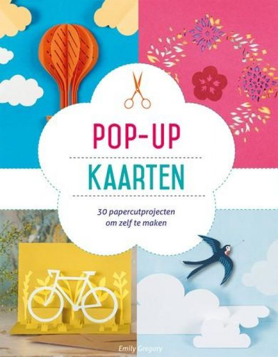 BBNC boek - Pop-up kaarten Emily Gregory