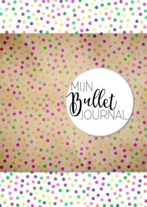 BBNC - Mijn bullet journal - stip - tnl