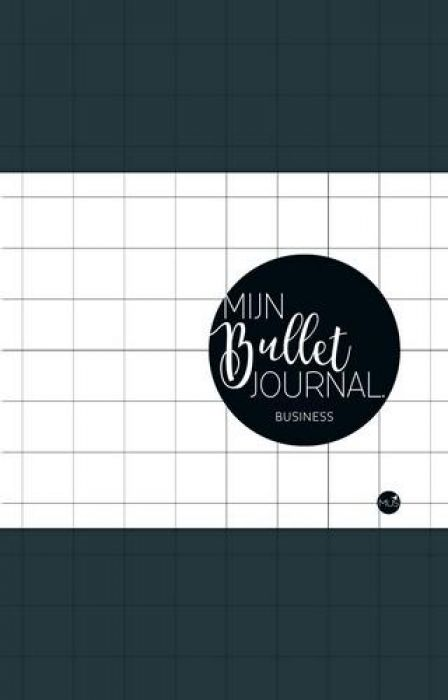 Business Bullet Journal DARK - nl 221x170x23 mm