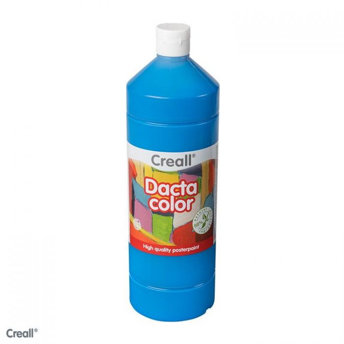 Creall Dactacolor 500 ml pastelblauw 2780 - 10
