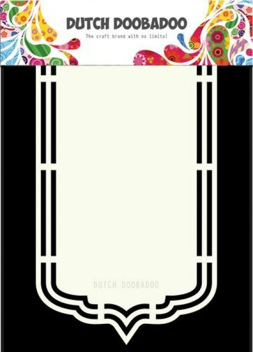 Dutch Doobadoo Dutch Shape Art Bookmark 470.713.164 A5