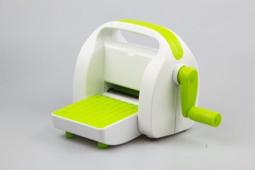 Nellie`s Choice Taurus-mini die cutting machine 8cm DET001