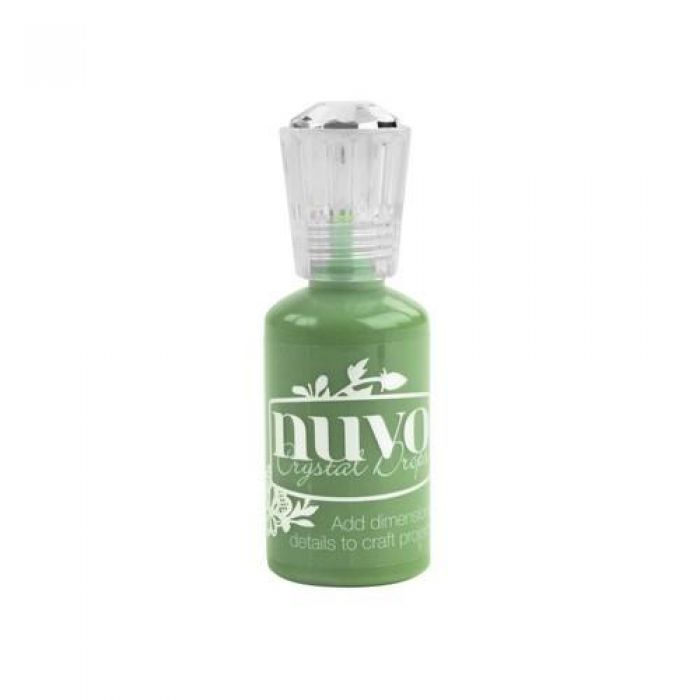 Nuvo Crystal drop - olive branch 688N