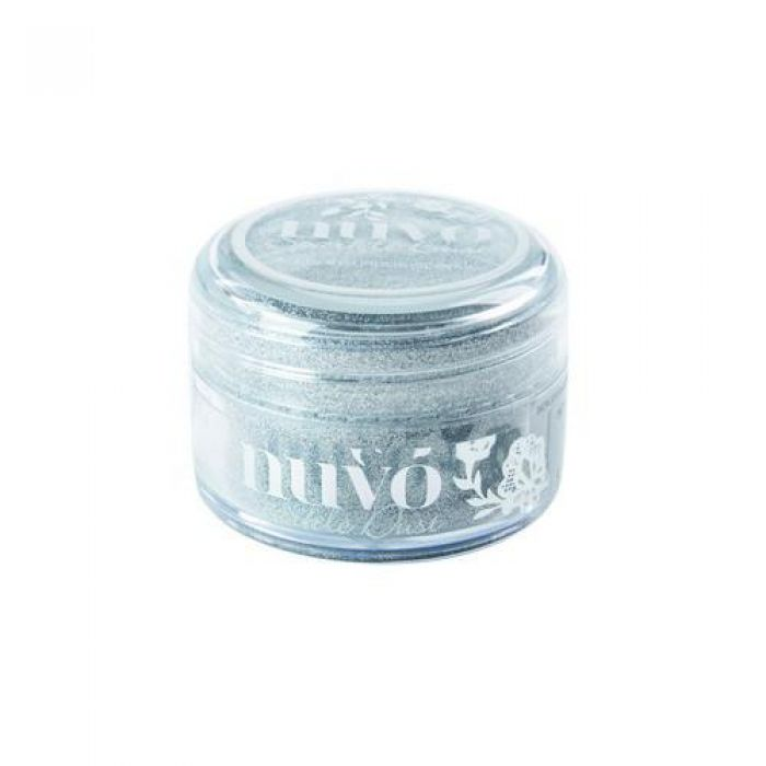 Nuvo Sparkle dust - silver sequin 547N