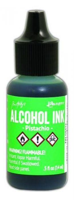 Ranger Alcohol Ink 15 ml - pistachio TAL59431 Tim Holz