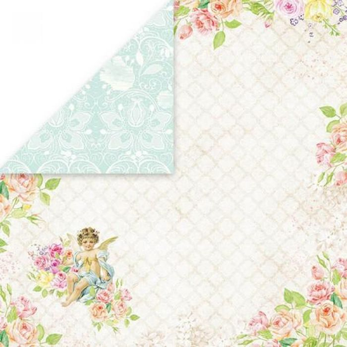 Craft&You Amore Mio single paper 12x12 CP-AM03