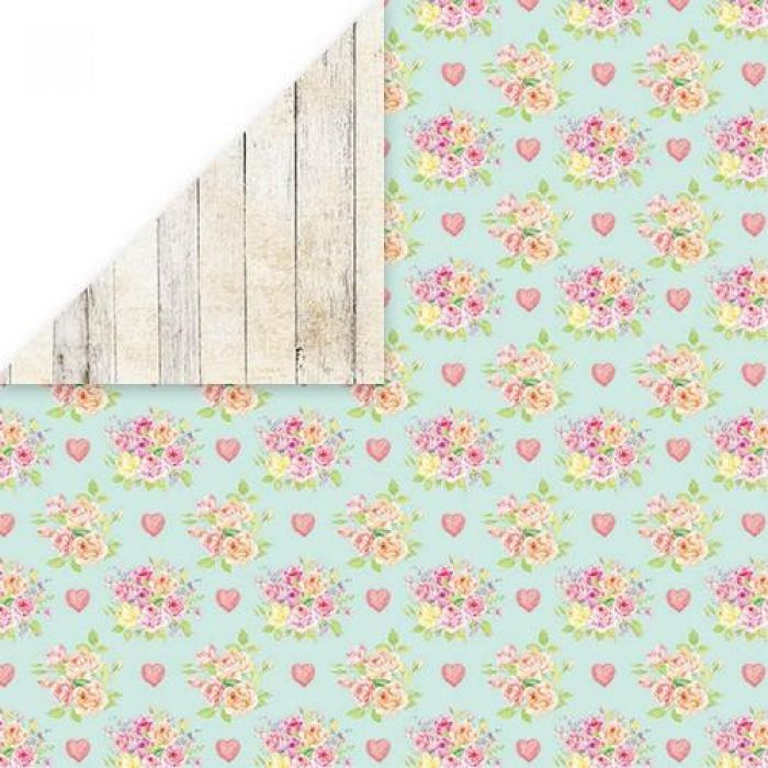 Craft&You Amore Mio single paper 12x12 CP-AM05