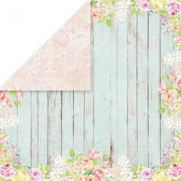 Craft&You Amore Mio single paper 12x12 CP-AM06