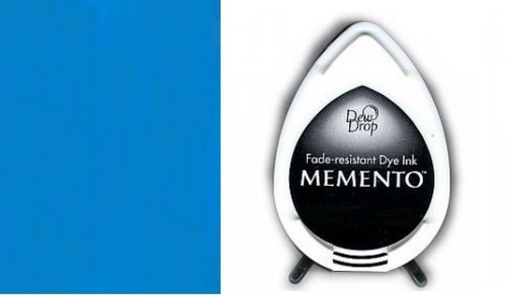 Memento Dew Drop inktkussen Bahama Blue MD-000-601