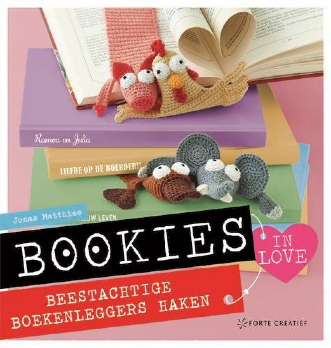 Forte Boek - Bookies in love Jonas Matthies