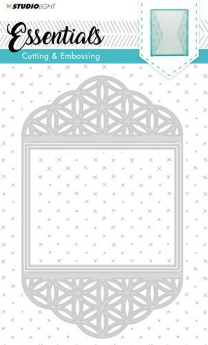 Studio Light Embossing Die Cut Stencil Essentials nr.168 STENCILSL168
