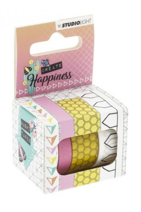 Studio Light Washi Tape Create Happiness nr.02