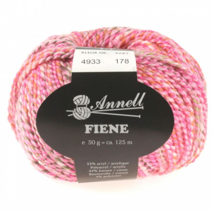 Annell Fiene 4933 roos