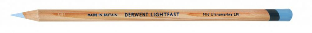 Derwent Lightfast-potlood  2302670 mid ultramarine