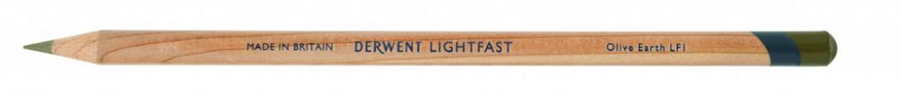 Derwent Lightfast-potlood  2302692 olive earth