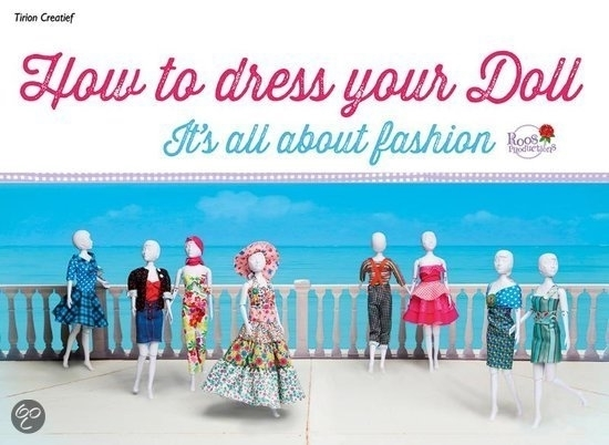 Boek How To Dress Your Doll 7-tm 13 Jr.