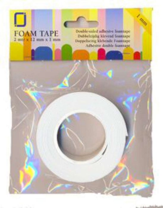 Foamtape 0,5 Mm 2 Mt