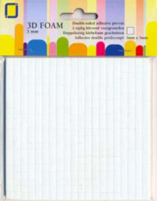 Foam Dots 3 Mm