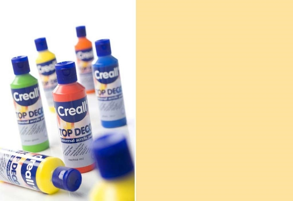 Top-deco - Acrylverf Strogeel 80 Ml