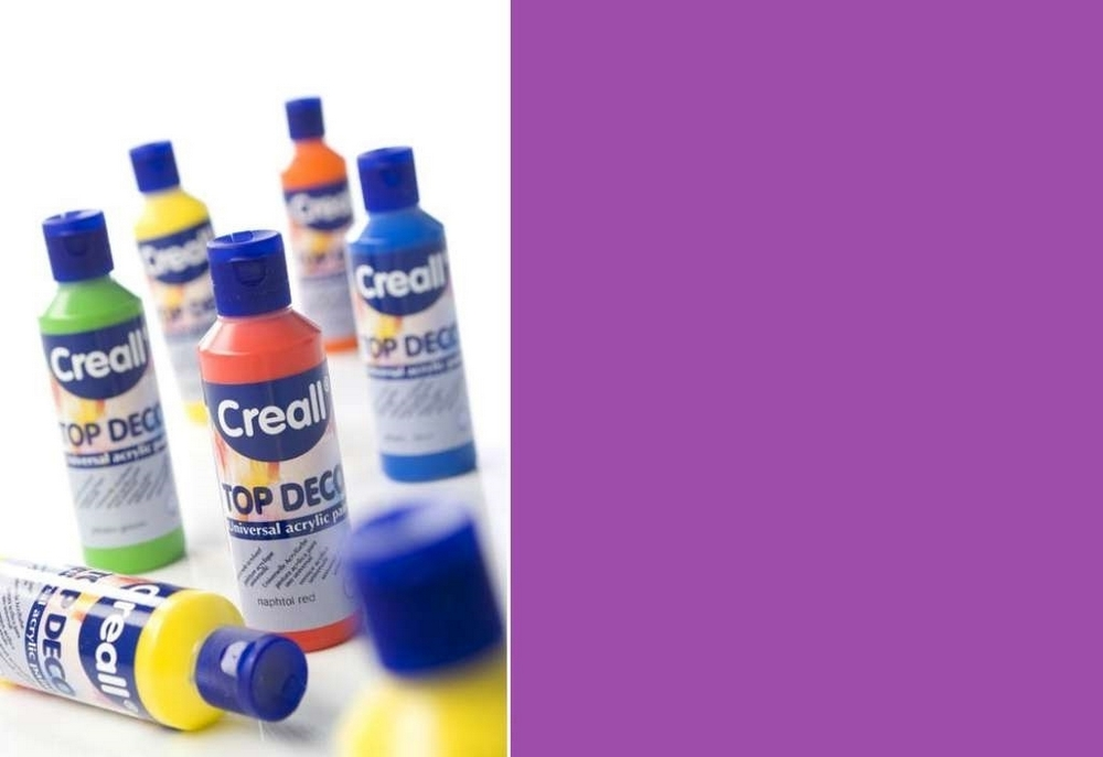 Top-deco - Acrylverf Violet 80 Ml