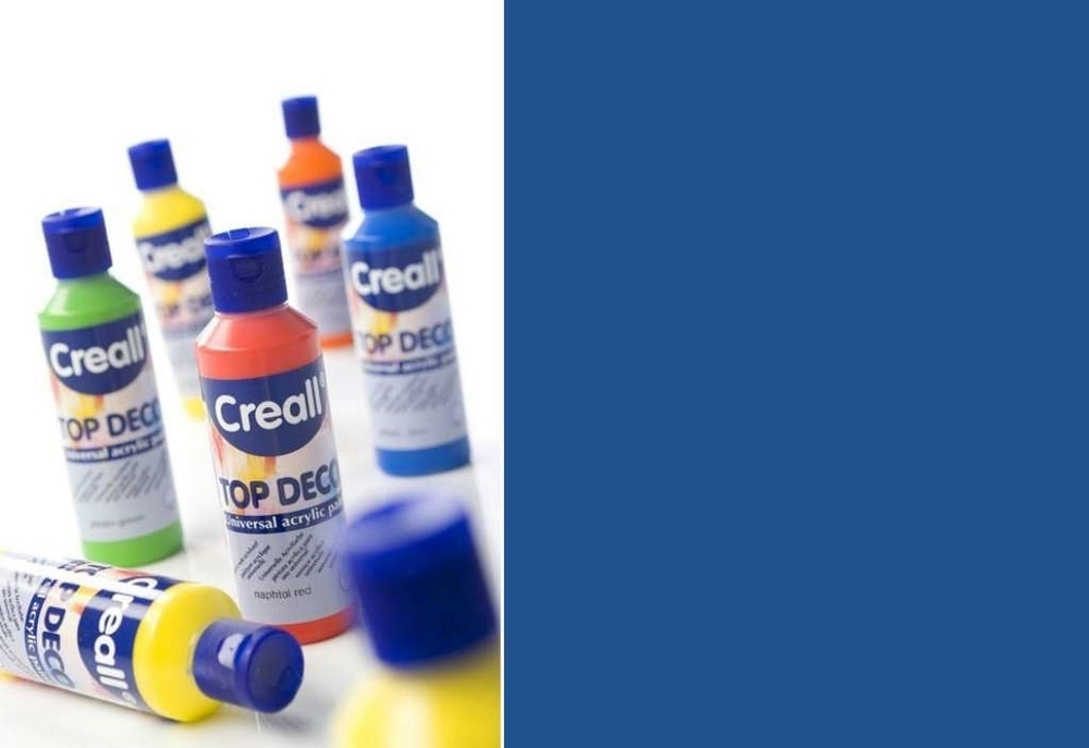 Top-deco - Acrylverf Phtalo Blauw 80 Ml