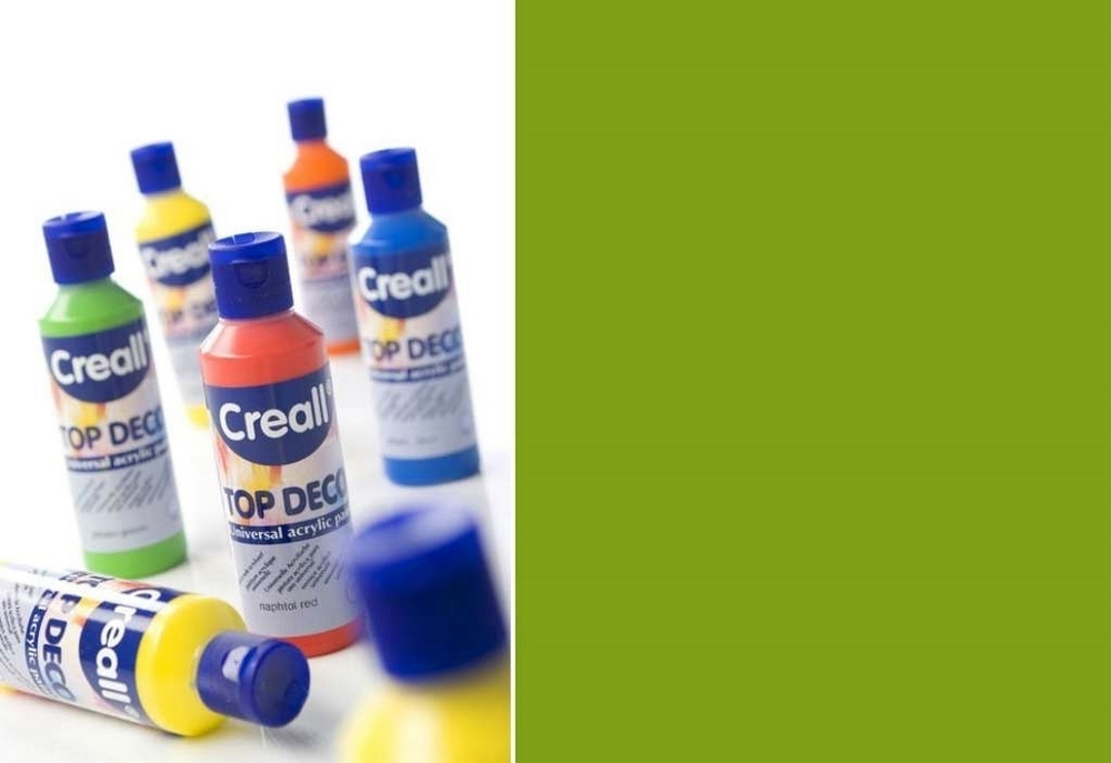 Top-deco - Acrylverf Mosgroen 80 Ml