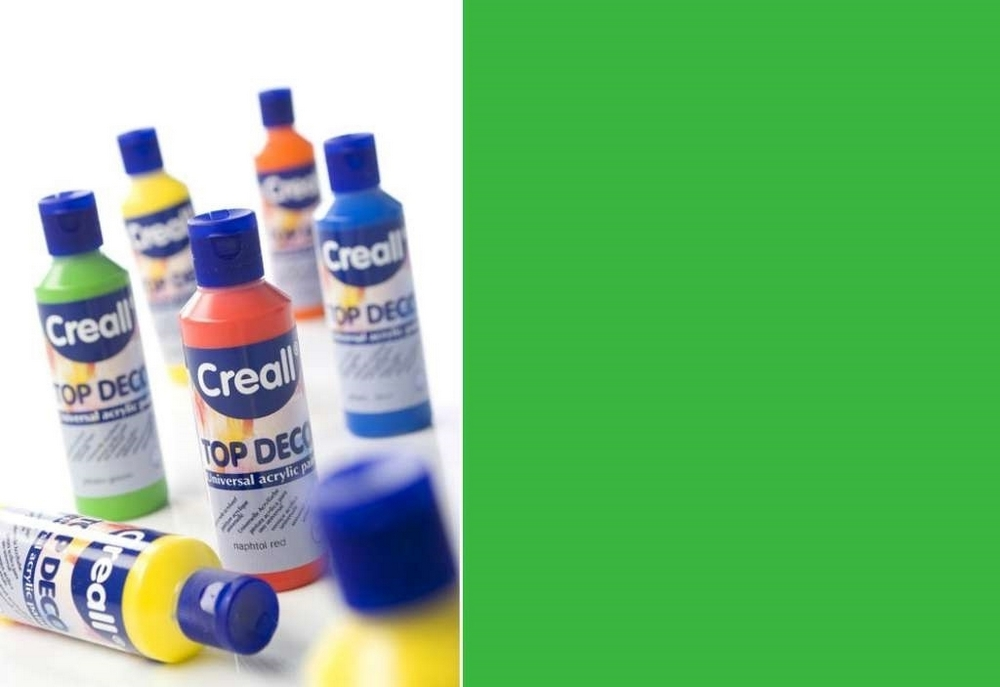 Top-deco - Acrylverf Grasgroen 80 Ml