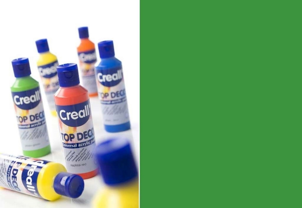 Top-deco - Acrylverf Oxide Groen 80 Ml